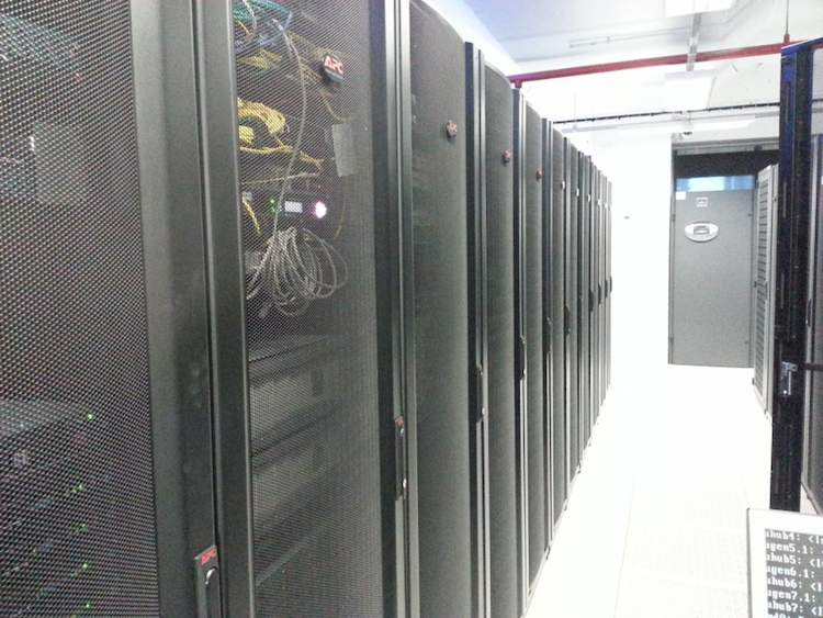 RedyHost houses all equipment in the SecuritON Data Centre. Melbourne, Australia